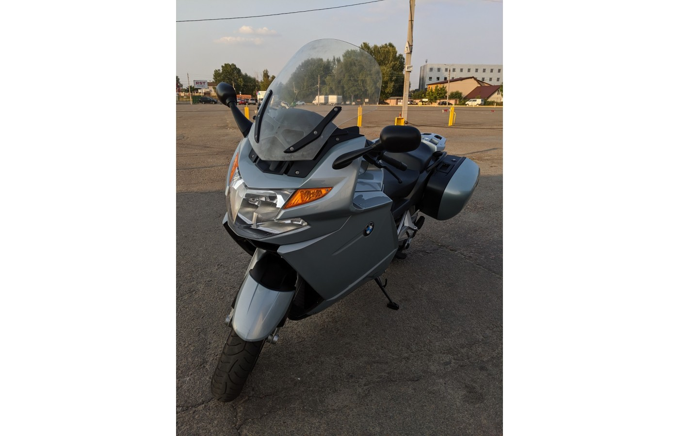 BMW K1200GT ABS ESA TPS Cruise 2009